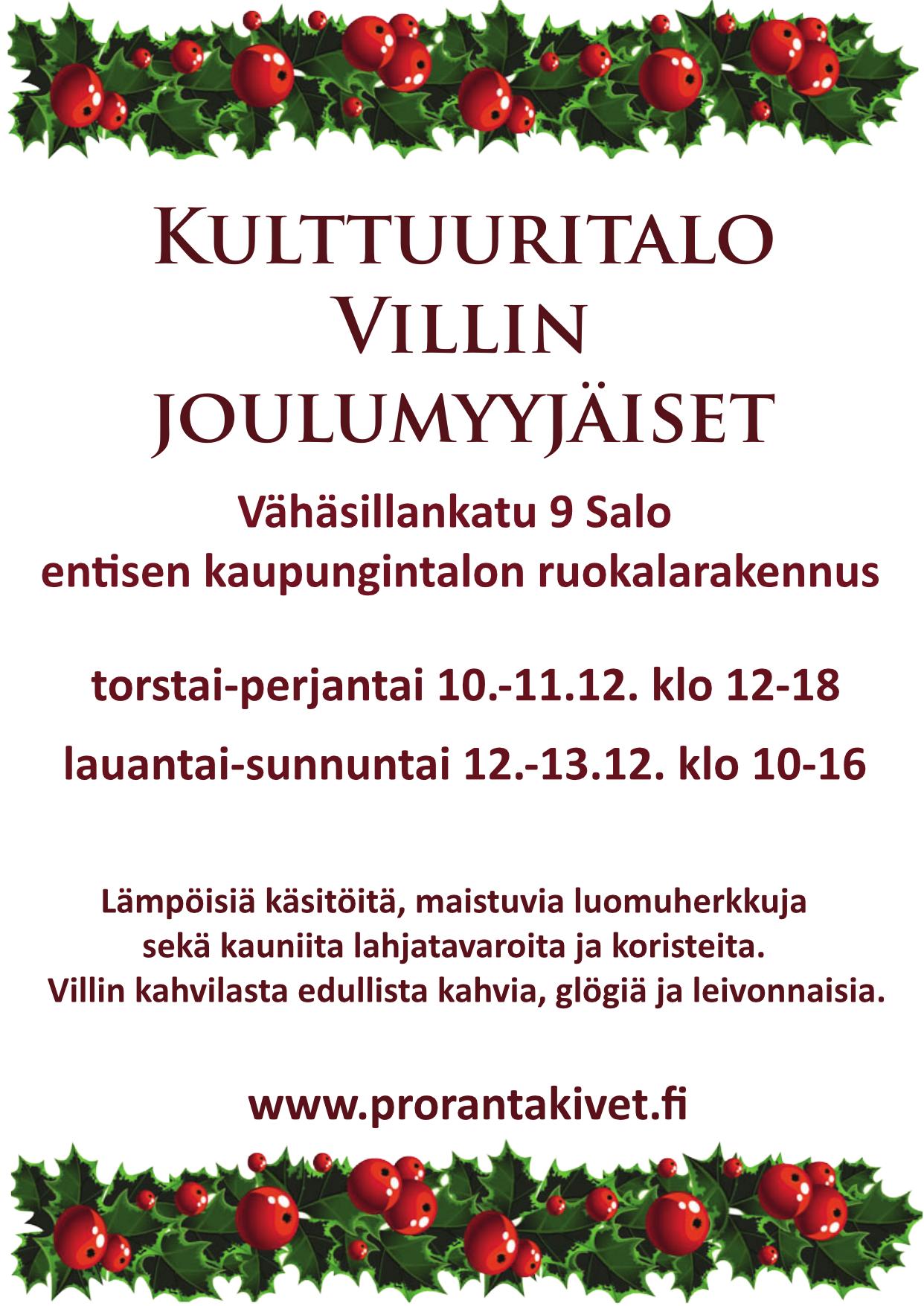 Joulumyyjäisjuliste 2015-1